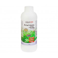 AQUAYER Альгицид+СО2 1Л