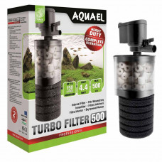 Внутренний фильтр Aquael Turbo 500 500л/ч до 150л