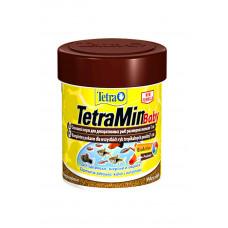 Микро-хлопья TetraMin Baby для рыб до 1см