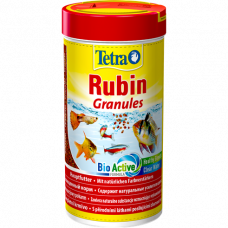 Гранулы для яркости цвета TetraRubin Granules 250мл