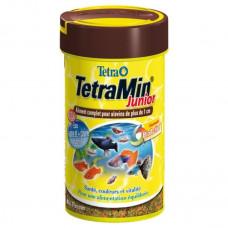 Tetra Min Mini Junior 100 мл измельченные хлопья